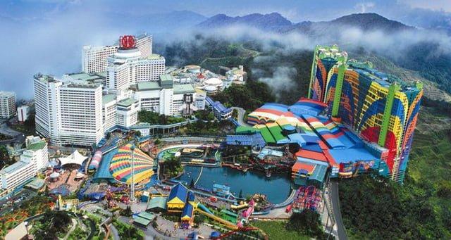 Casino đầu tiên cho người việt vào chơi cơ hội đầu tư bất động sản tại Phú Quốc