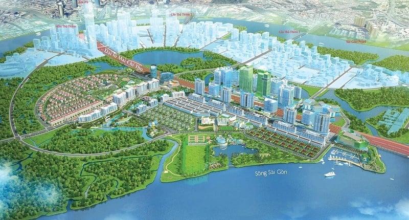 Giá bất động sản TP.HCM sẽ tiếp tục tăng mạnh trong năm 2020