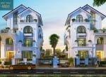 Saigon Mystery Villas mau biet thu