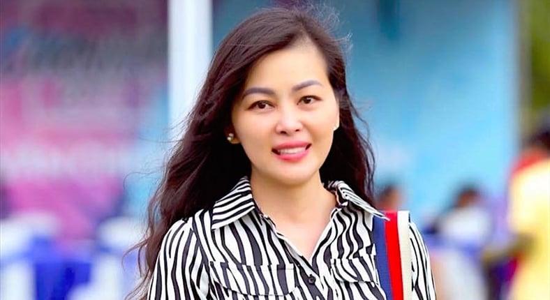 Bà Trần Thị Mỹ Lộc Giám đốc  Vinhomes: Chủ đầu tư có trách nhiệm đi đến tận cùng với khách hàng