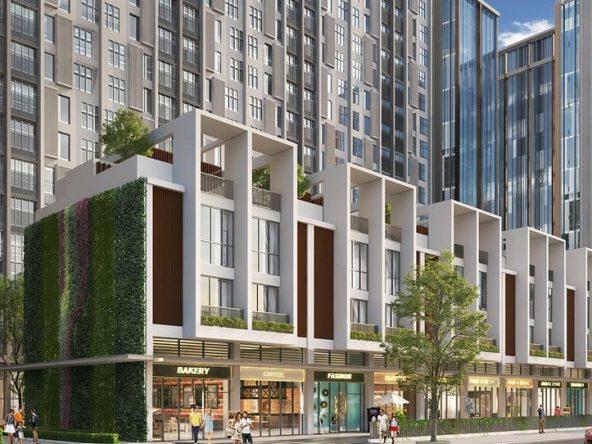 Phối cảnh dự án căn hộ Citi Grand Quận 2